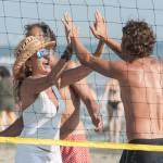 Daniela Santanchè fisico da ragazzina: in vacanza gioca a beach volley 6