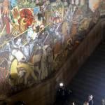 Letizia Ortiz di Spagna: abito rosso monospalla per la visita in Messico FOTO 3