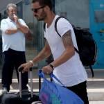Leonardo Bonucci ritorna a Torino dopo la vacanza a Formentera FOTO 1