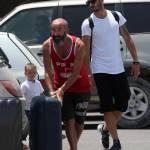 Leonardo Bonucci ritorna a Torino dopo la vacanza a Formentera FOTO 3