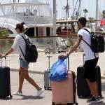 Leonardo Bonucci ritorna a Torino dopo la vacanza a Formentera FOTO 4