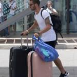 Leonardo Bonucci ritorna a Torino dopo la vacanza a Formentera FOTO 6