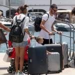 Leonardo Bonucci ritorna a Torino dopo la vacanza a Formentera FOTO 22