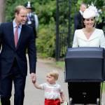 Kate Middleton, completo color crema al battesimo figlia Charlotte FOTO 11