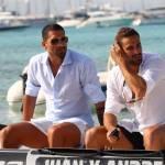 Marco e Fabio Borriello in vacanza a Formentera FOTO 27