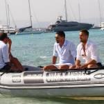 Marco e Fabio Borriello in vacanza a Formentera FOTO 28