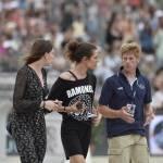 Charlotte Casiraghi versione rocker: indossa maglia dei Ramones a Parigi FOTO 7