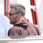 Ben Affleck senza fede dopo l'annuncio del divorzio da Jennifer Garner FOTO