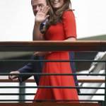 Kate Middleton, abito low cost da £250 a Wimbledon FOTO 9