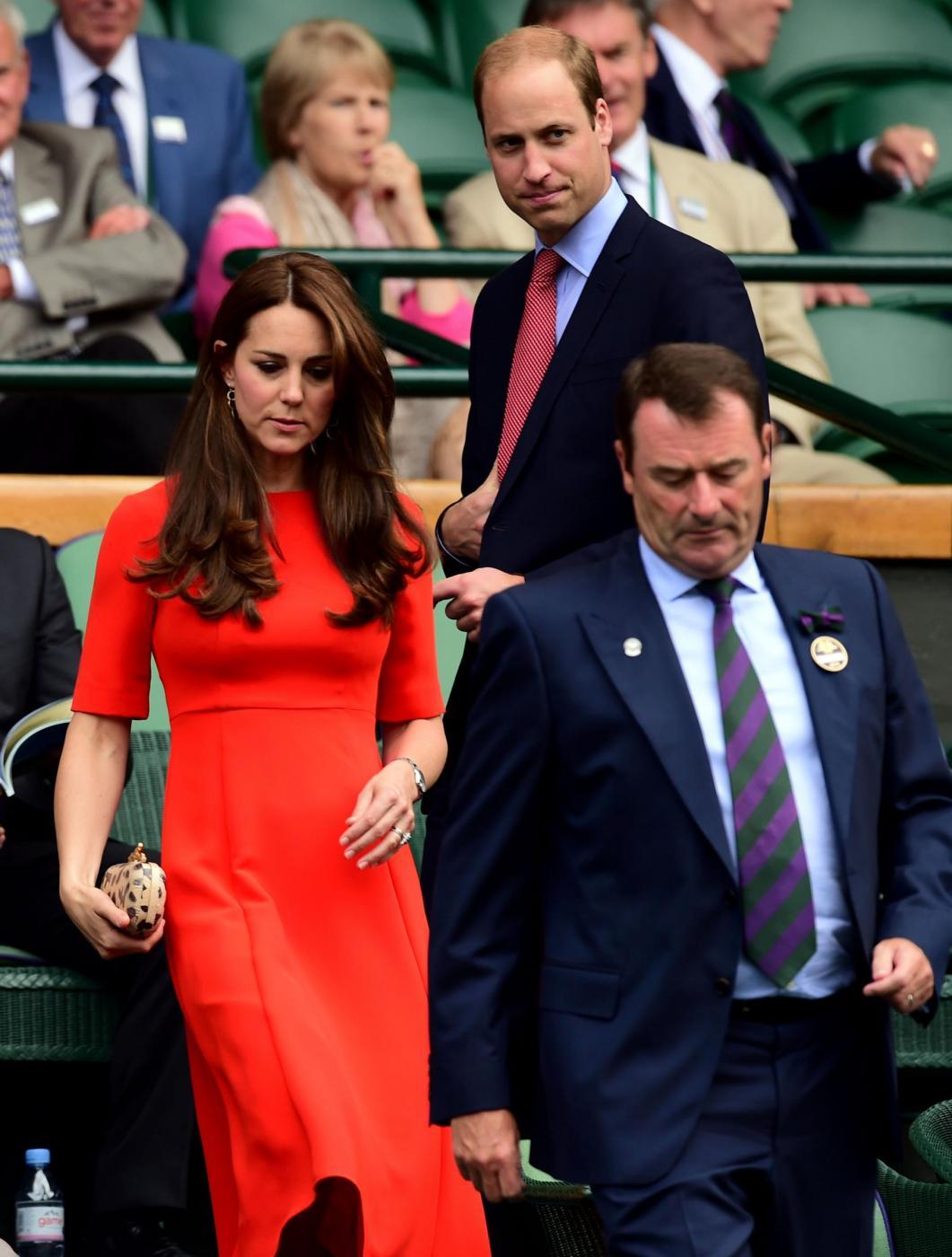Kate Middleton, abito low cost da £250 a Wimbledon FOTO 10