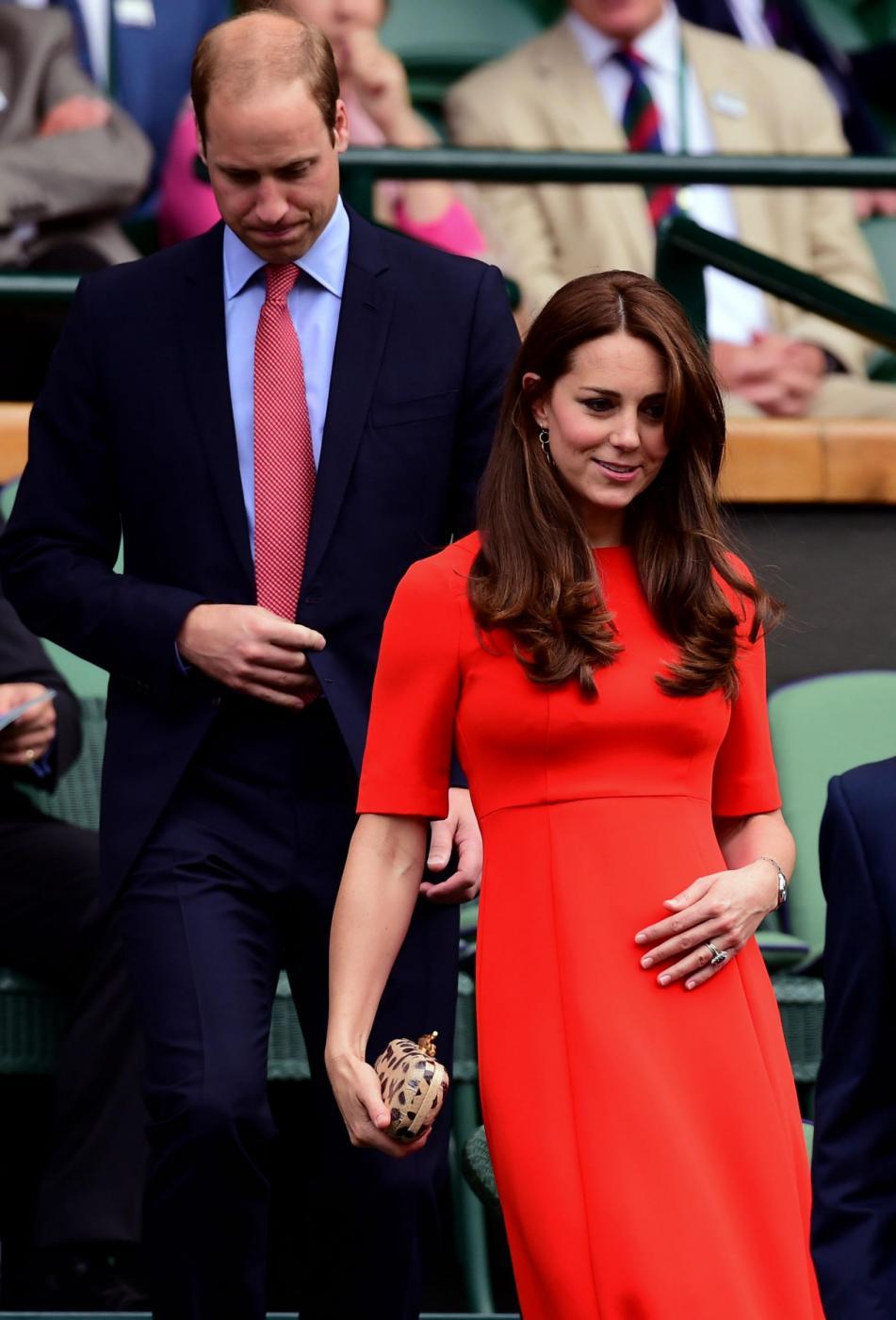 Kate Middleton, abito low cost da £250 a Wimbledon FOTO 11