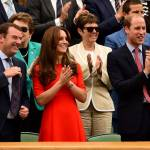 Kate Middleton, abito low cost da £250 a Wimbledon FOTO 6