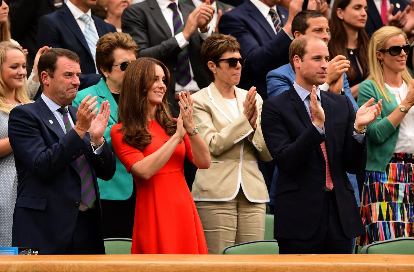 Kate Middleton a Wimbledon: i momenti migliori FOTO