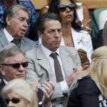 Wimbledon: Pippa Middleton, Hugh Grant, Kate Winslet in tribuna FOTO