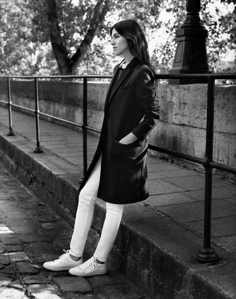 Charlotte Gainsburg lancia nella moda figlia Alice di 13 anni2