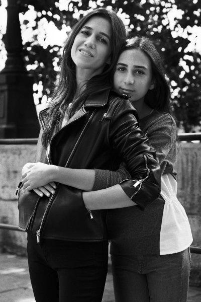 Charlotte Gainsburg lancia nella moda figlia Alice di 13 anni