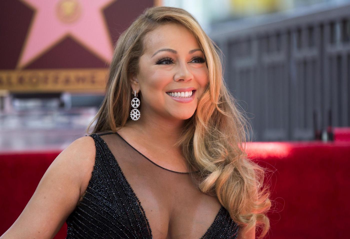 Mariah Carey riceve la stella sulla Hollywood Walk of Fame 14
