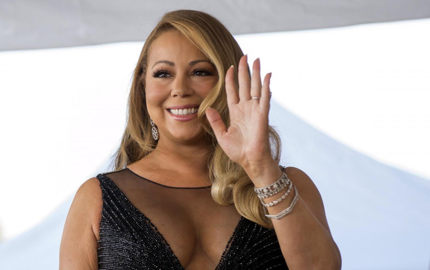 Mariah Carey riceve la stella sulla Hollywood Walk of Fame 10