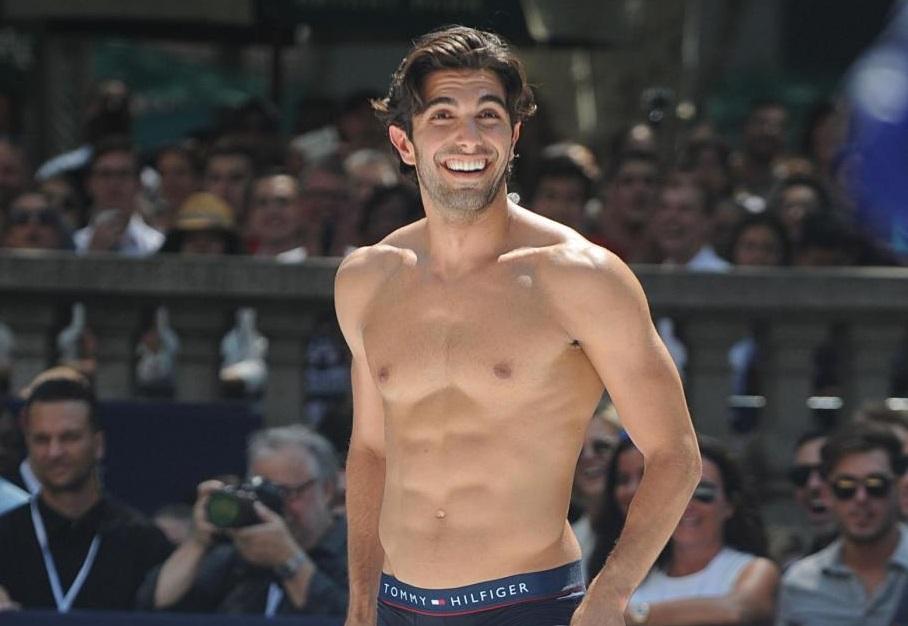 Rafael Nadal ambasciatore del marchio Tommy Hilfiger