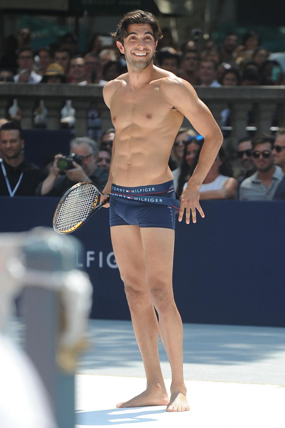 Rafael Nadal in mutande per Tommy Hilfiger VIDEO 11