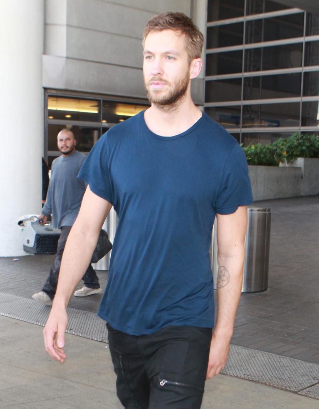 Tayor Swift e Calvin Harris sposi5