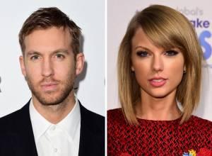 Tayor Swift e Calvin Harris sposi