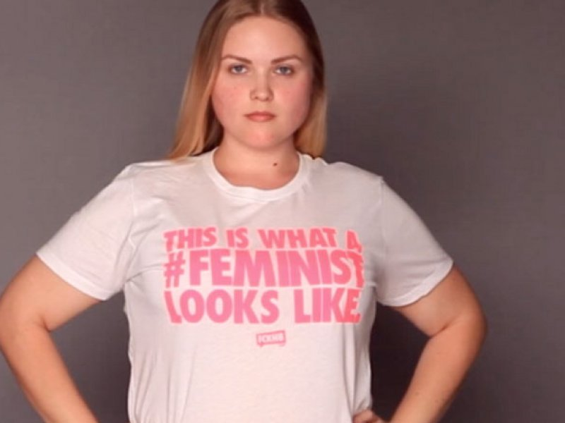 This What a #Feminist Looks Like, campagna contro Photoshop9