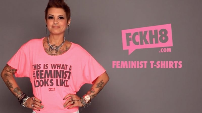 This What a #Feminist Looks Like, campagna contro Photoshop6