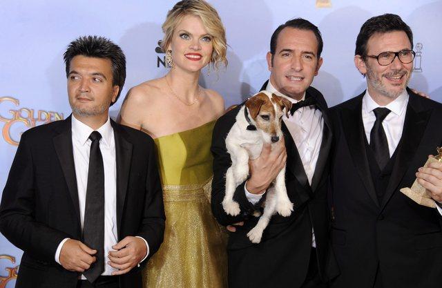 Uggie, il cane da Oscar di The Artist4