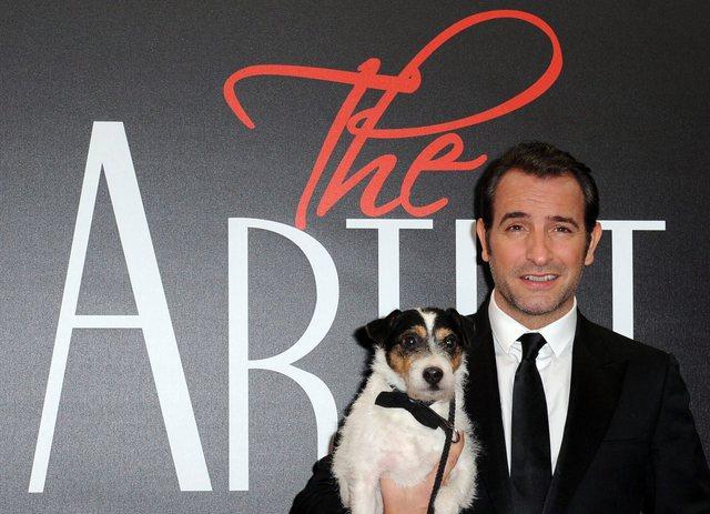 Uggie, il cane da Oscar di The Artist7