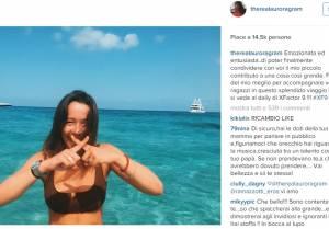 "Aurora Ramazzotti a X Factor, rivolta Social: ""Raccomandata"""