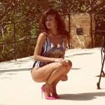 Anna Tatangelo, Belen Rodriguez: passione tacchi FOTO