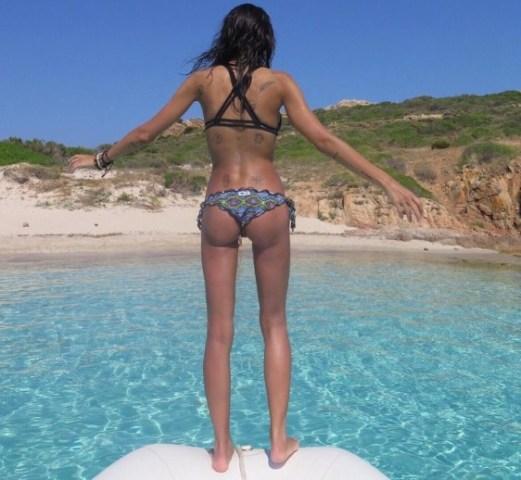 "Chiara Biasi anoressica? Su Instagram accusata: ""Troppo magra"" FOTO"