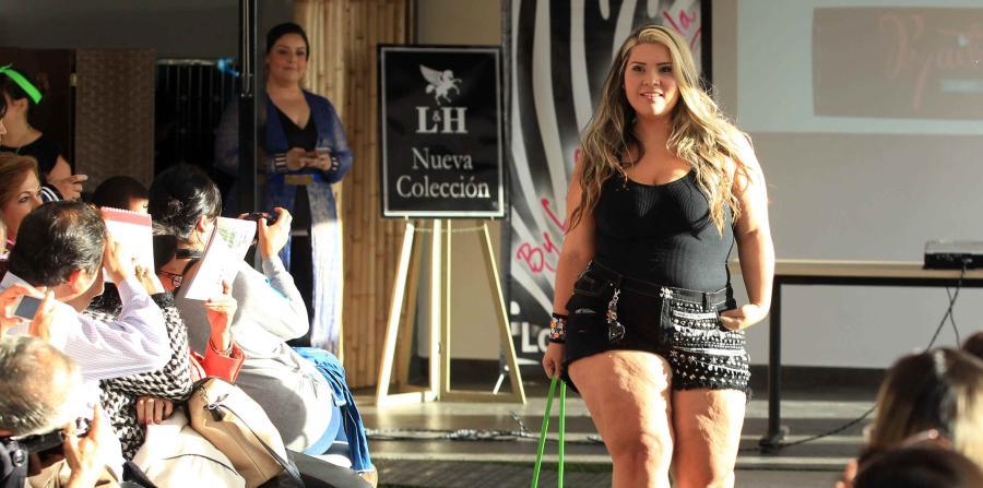 Grasse e belle: alla Fashion week sfilano modelle plus size