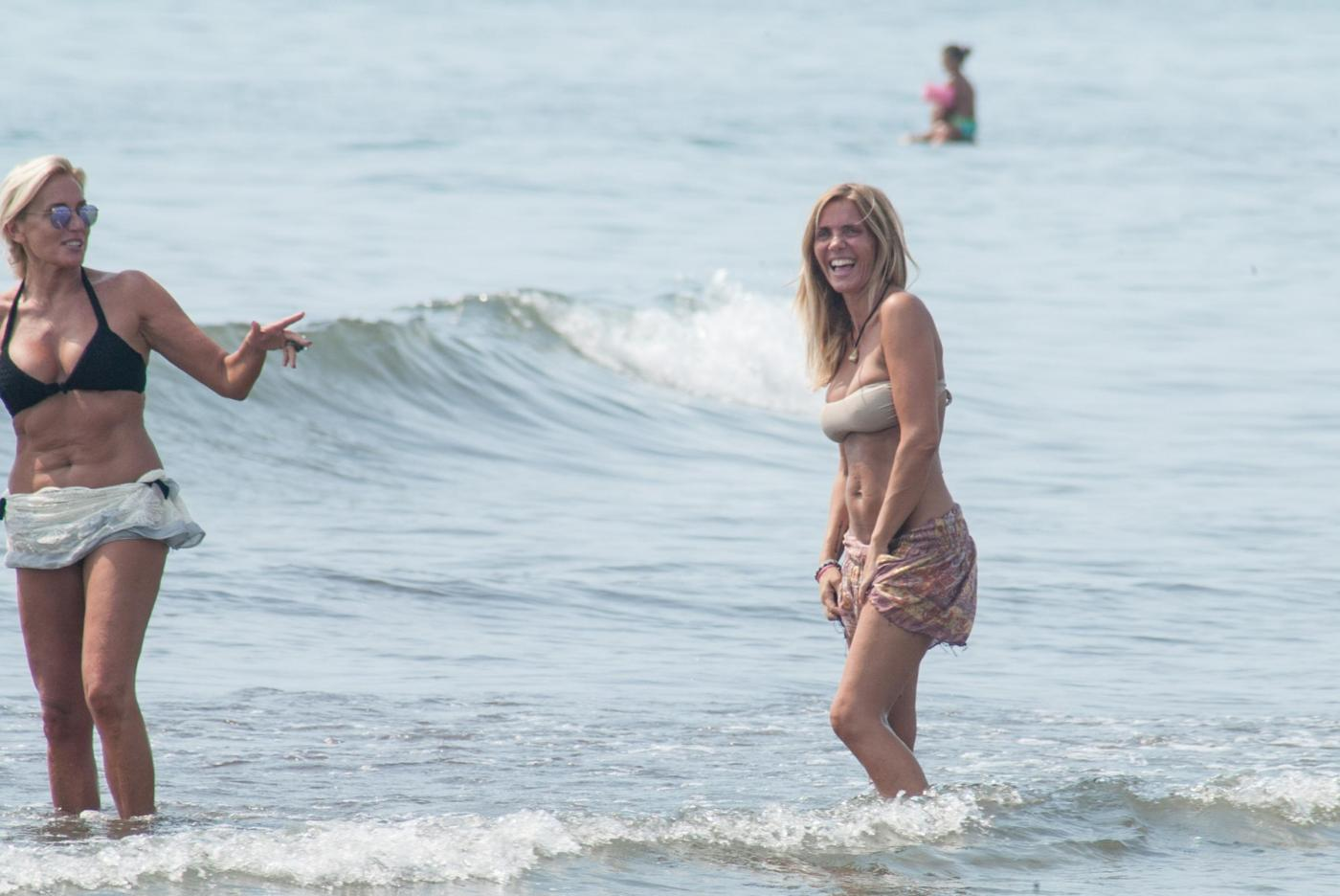 Deborah Roversi, l'ex di Pirlo sfoggia gran forma fisica9