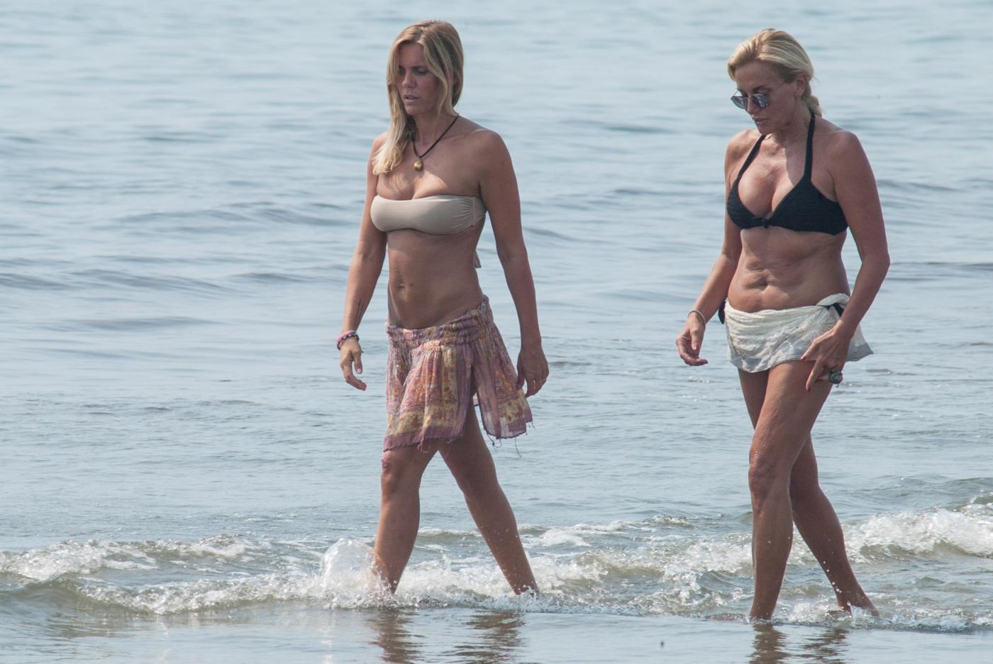 Deborah Roversi, l'ex di Pirlo sfoggia gran forma fisica6