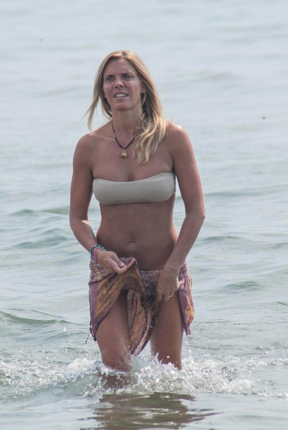 Deborah Roversi, l'ex di Pirlo sfoggia gran forma fisica