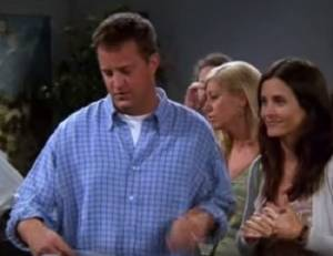 Friends, scena tagliata dopo l'11 settembre VIDEO