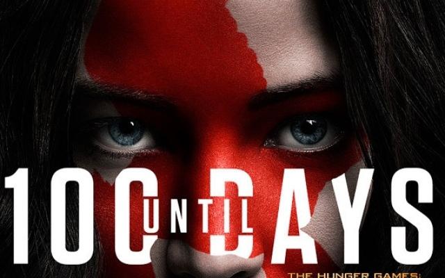 Jennifer Lawrence, una parolaccia nel poster film Hunger Games?