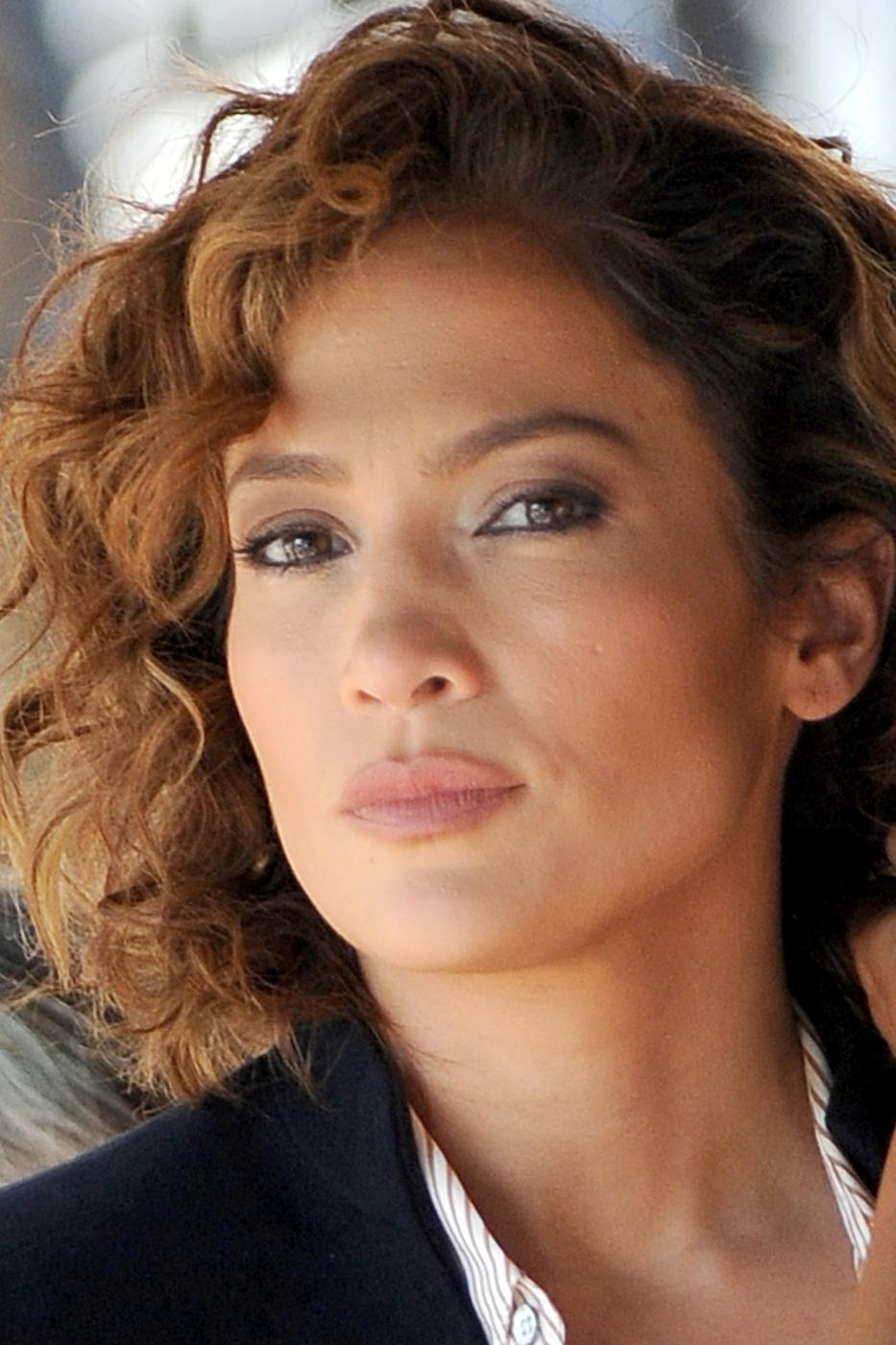 "Jennifer Lopez poliziotta sul set di ""Shades of Blue""14"