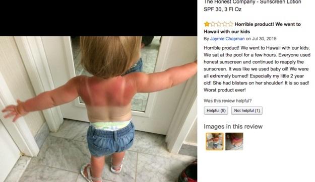 """Crema solare di Jessica Alba sotto accusa: """"Bimbi ustionati, non protegge"""""""