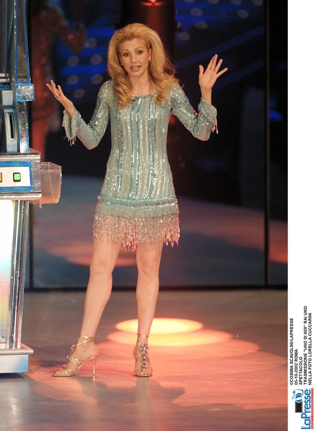 Lorella Cuccarini compie 50 anni: Pippo Baudo la volle a Fantastico16
