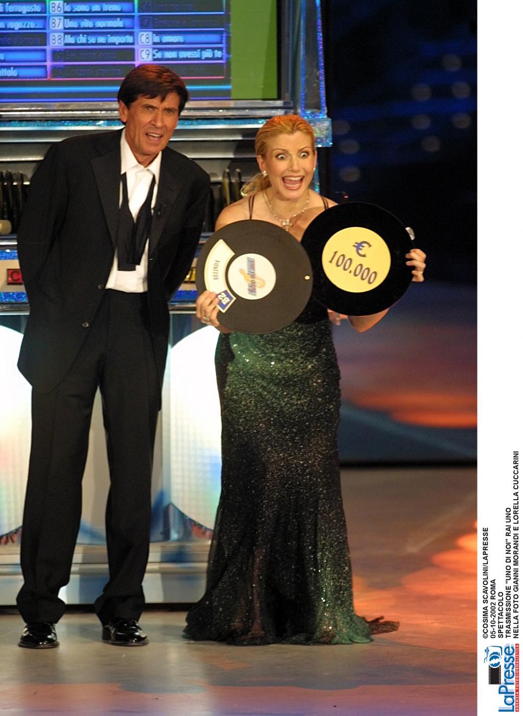 Lorella Cuccarini compie 50 anni: Pippo Baudo la volle a Fantastico12
