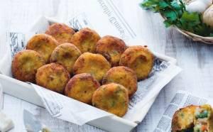 Finger food: polpettine di verdure e grana