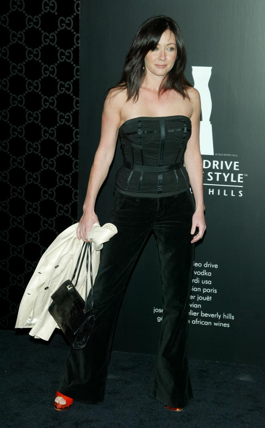"Shannen Doherty ha il cancro: ""Brenda"" in Beverly Hills 90210"