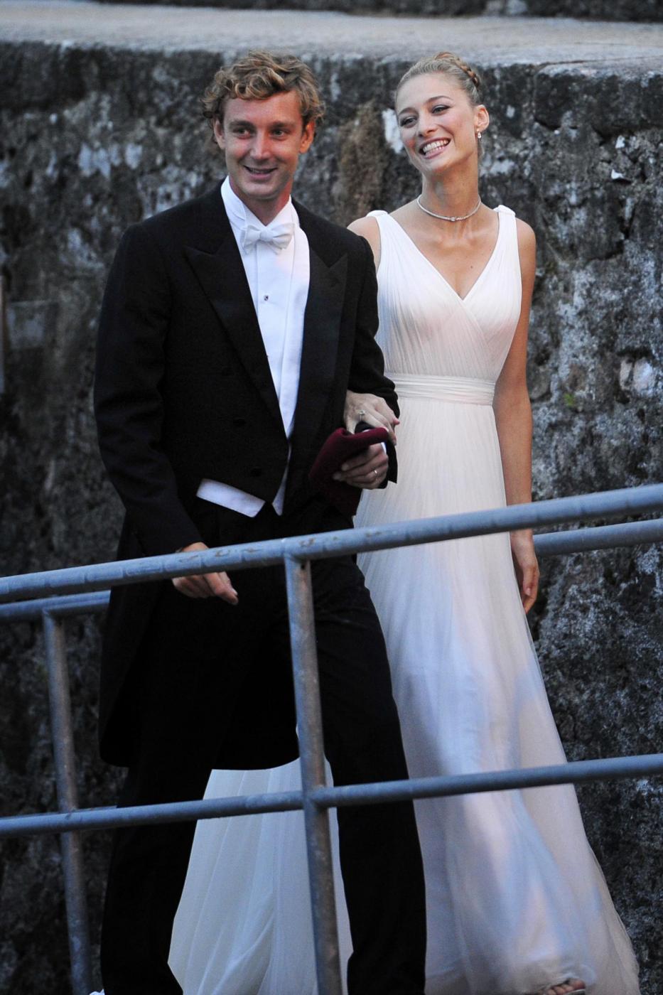 new styles 6c2be f9c59 Beatrice Borromeo, abito da sposa firmato Armani. Le FOTO 3 ...