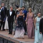 Charlotte Casiraghi e Carolina di Monaco alle nozze di Pierre e Beatrice FOTO 4