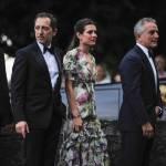 Charlotte Casiraghi e Carolina di Monaco alle nozze di Pierre e Beatrice FOTO 24