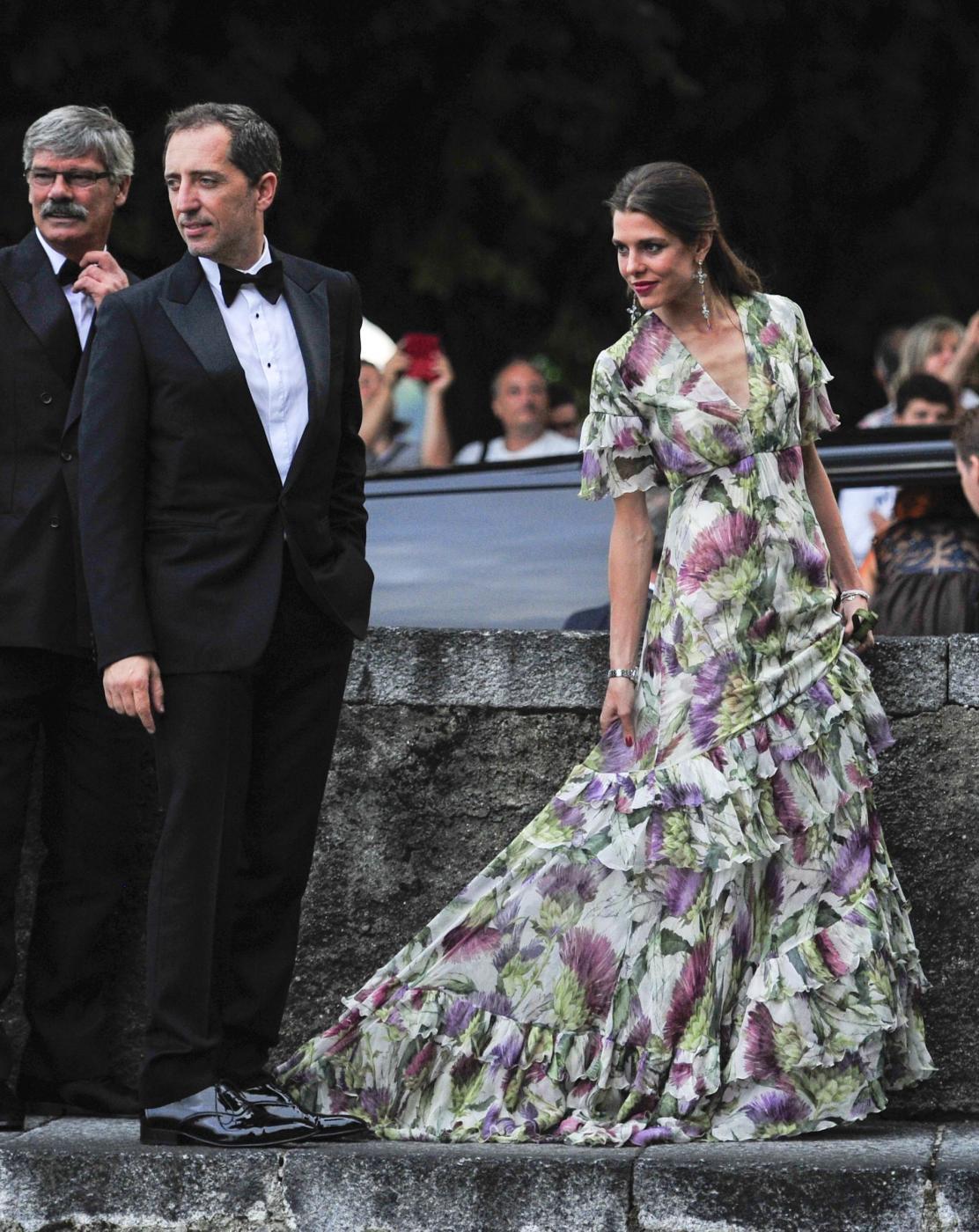 Charlotte Casiraghi e Carolina di Monaco alle nozze di Pierre e Beatrice FOTO 25