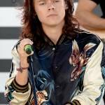 One Direction, Harry Styles e il resto del gruppo in concerto a New York FOTO 22